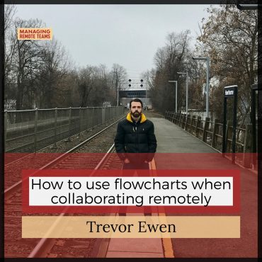How to use flowcharts when collaborating remotely